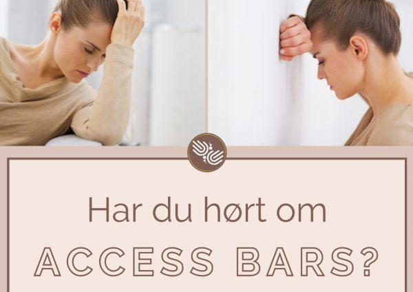 Har du hørt om Access Bars?